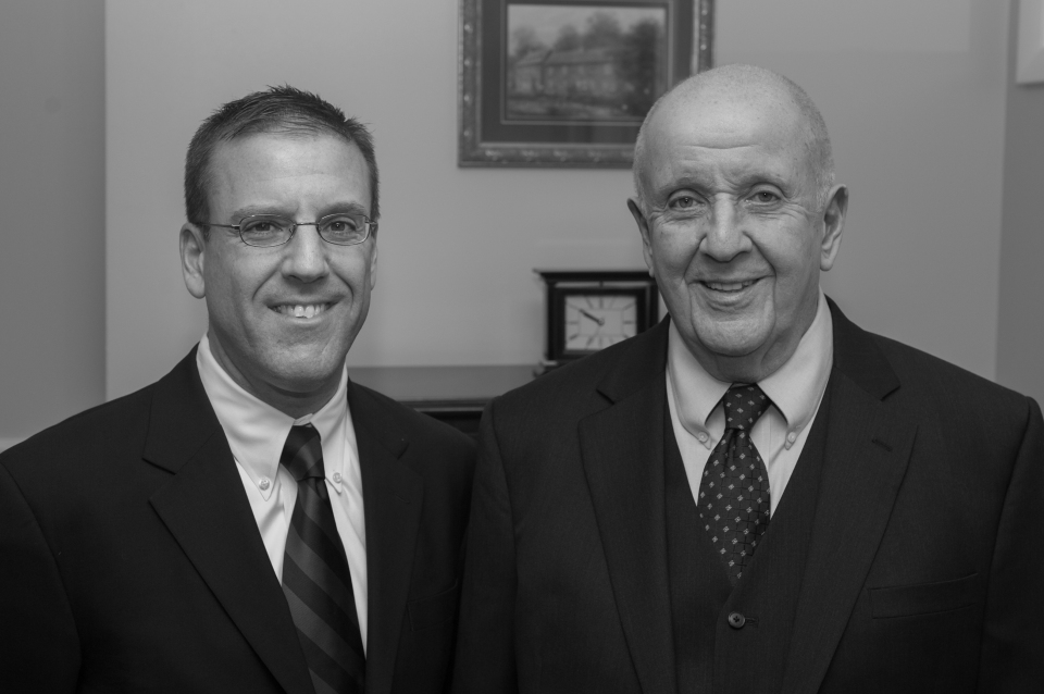 David W. and Richard M. Meyers
